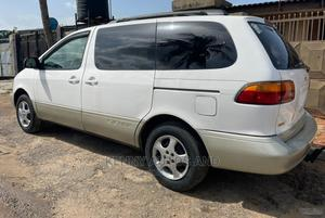 Toyota Sienna 2000 White   Cars for sale in Lagos State, Abule Egba