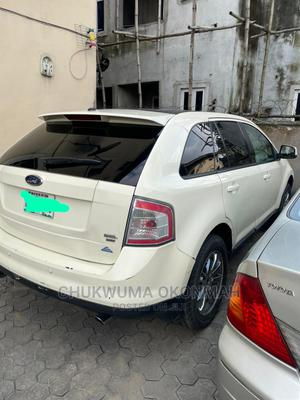 Ford Edge 2010 White | Cars for sale in Rivers State, Port-Harcourt