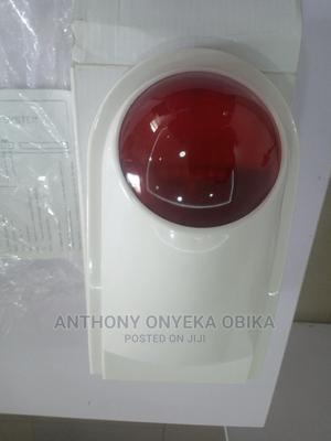 Strobe Siren Alarm Cw31 Wireless Outdoor Alarm Burglary Y | Security & Surveillance for sale in Lagos State, Ikeja