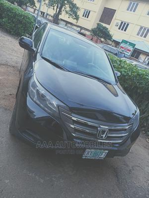 Honda CR-V 2014 Black | Cars for sale in Lagos State, Surulere