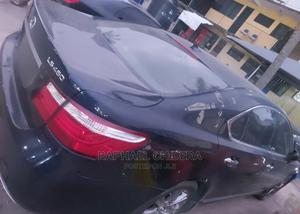 Lexus LS 2009 460 Blue   Cars for sale in Lagos State, Amuwo-Odofin