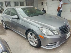 Mercedes-Benz E350 2013 Gray   Cars for sale in Lagos State, Apapa