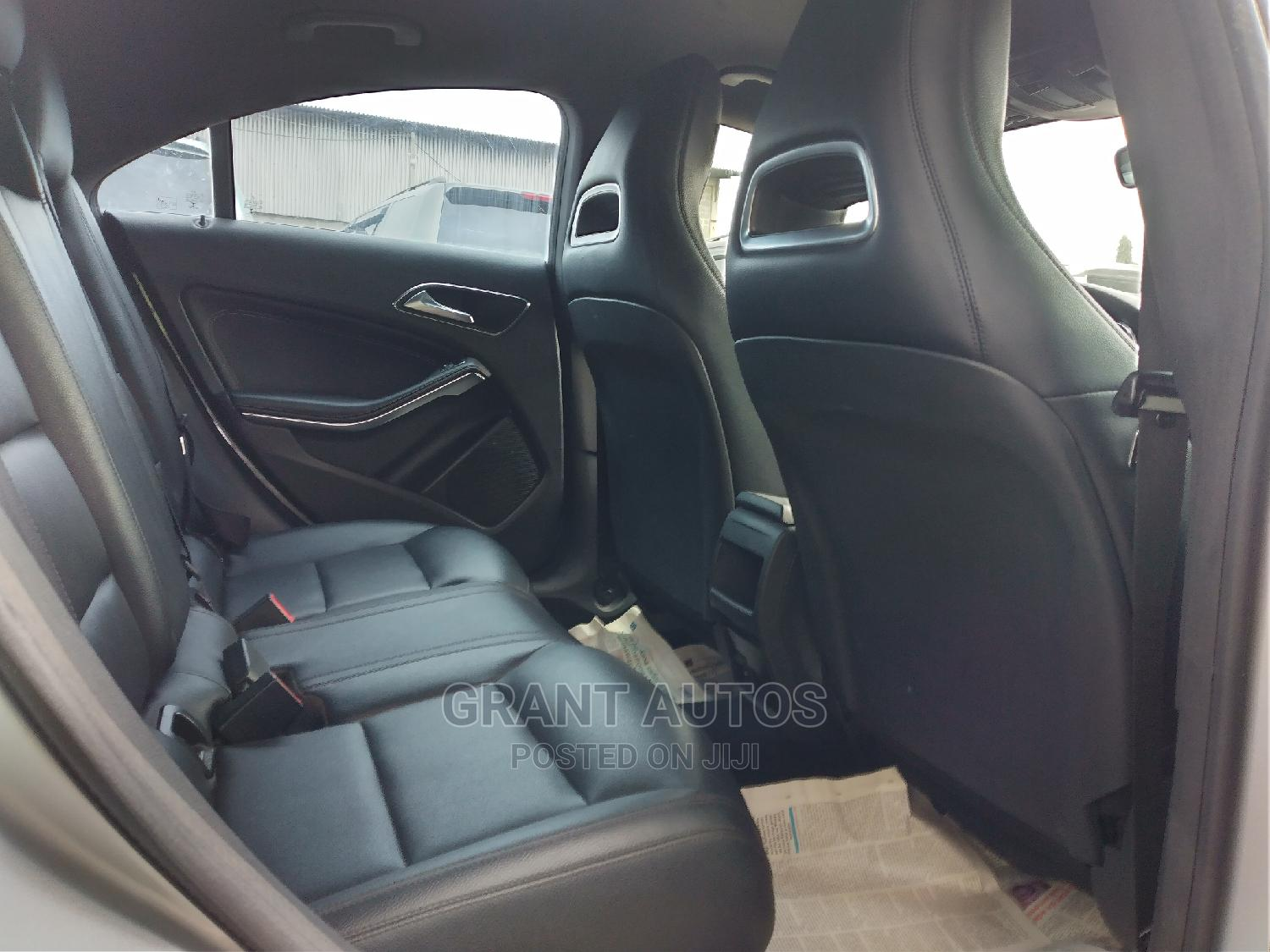 Mercedes-Benz CLA-Class 2014 Silver   Cars for sale in Apapa, Lagos State, Nigeria
