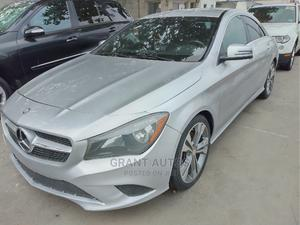 Mercedes-Benz CLA-Class 2014 Silver | Cars for sale in Lagos State, Apapa