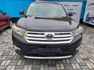Toyota Highlander 2008 Black | Cars for sale in Lagos State, Lekki