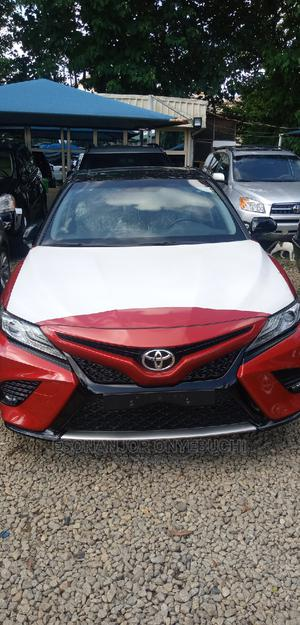 Toyota Camry 2021 Red | Cars for sale in Abuja (FCT) State, Garki 2