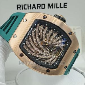 Richard Millie Mechanical Wristwatch   Watches for sale in Lagos State, Apapa