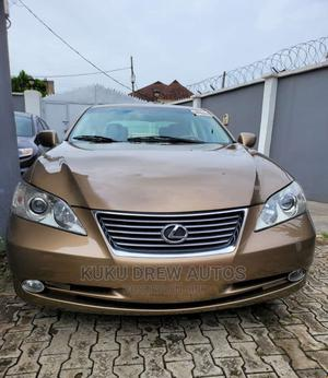 Lexus ES 2008 350 Brown | Cars for sale in Lagos State, Magodo