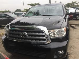 Toyota Sequoia 2016 Black | Cars for sale in Lagos State, Apapa