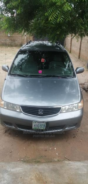 Honda Odyssey 2000 Blue | Cars for sale in Niger State, Minna