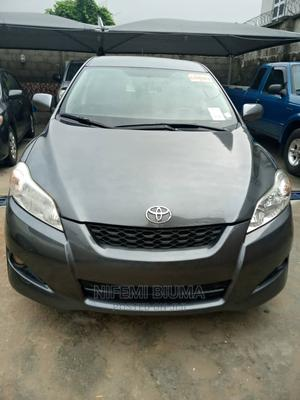Toyota Matrix 2010 Gray | Cars for sale in Rivers State, Port-Harcourt