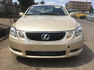 Lexus GS 2007 Gold | Cars for sale in Lagos State, Ikeja