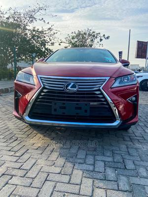 Lexus RX 2017 350 AWD Red   Cars for sale in Lagos State, Lekki