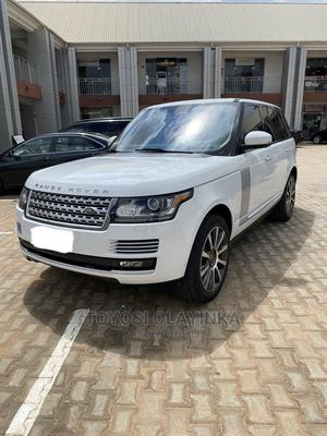 Land Rover Range Rover 2014 White | Cars for sale in Abuja (FCT) State, Durumi