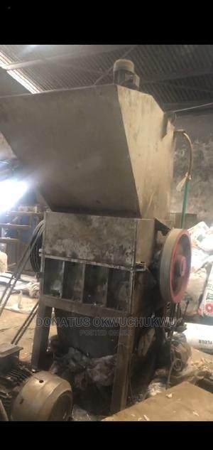 Pet Bottle / Plastic Crushing Machine.   Manufacturing Equipment for sale in Lagos State, Ikeja