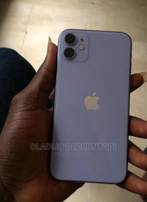 Apple iPhone 11 64 GB Purple | Mobile Phones for sale in Lagos State, Ikeja