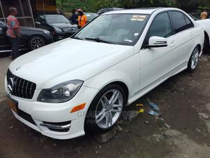 Mercedes-Benz C300 2013 White | Cars for sale in Lagos State, Apapa