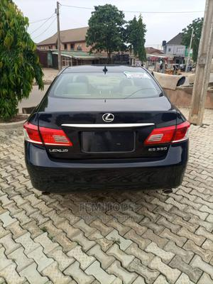Lexus ES 2010 350 Blue | Cars for sale in Lagos State, Alimosho