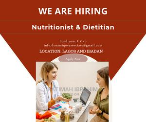Nutritionist And Dietician wanted | Health & Beauty Jobs for sale in Oyo State, Ibadan