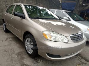 Toyota Corolla 2008 Verso 1.6 VVT-i Gold | Cars for sale in Lagos State, Apapa