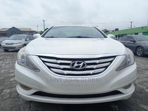 Hyundai Sonata 2011 White | Cars for sale in Lagos State, Lekki