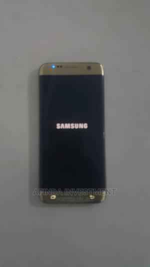 Samsung Galaxy S7 edge 32 GB Gold | Mobile Phones for sale in Lagos State, Surulere