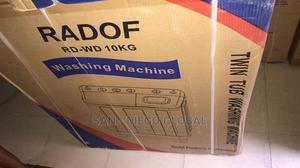 Radof 10kg Washing Machine | Home Appliances for sale in Lagos State, Orile