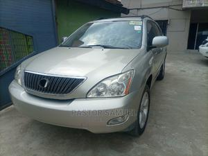 Lexus RX 2004 330 Silver | Cars for sale in Lagos State, Isolo