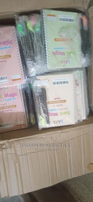 Calligraphy Sank Magic Book | Babies & Kids Accessories for sale in Lagos State, Lagos Island (Eko)