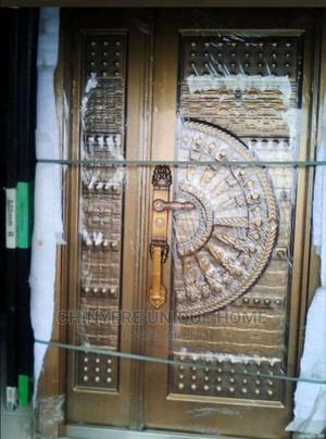 4ft Copper Turkey Security Door   Doors for sale in Lagos State, Lagos Island (Eko)