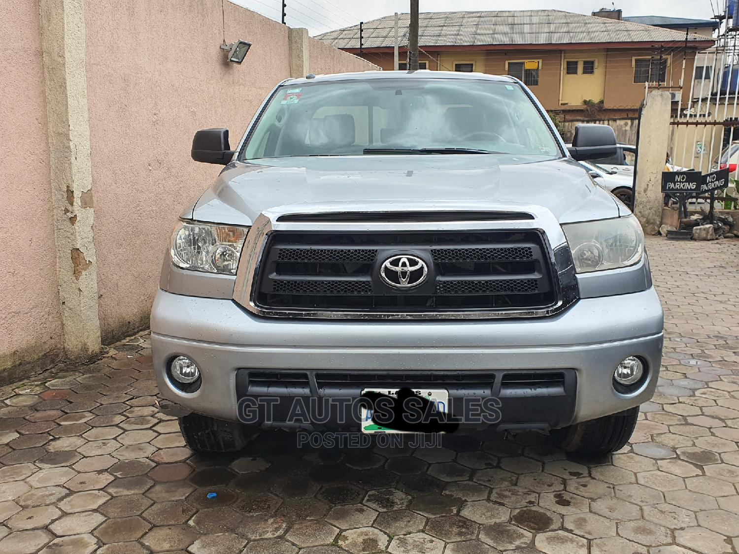 Toyota Tundra 2013 Silver | Cars for sale in Ikeja, Lagos State, Nigeria