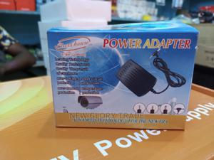 Power Adapter AC 100-240v to DC 12V 5A   Accessories & Supplies for Electronics for sale in Lagos State, Ikeja