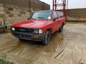 Toyota Hilux 1990 Red | Cars for sale in Oyo State, Ibadan