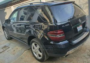 Mercedes-Benz M Class 2007 ML 500 4Matic Black | Cars for sale in Lagos State, Abule Egba