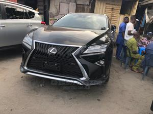 Lexus RX 2017 350 AWD Black | Cars for sale in Lagos State, Apapa