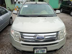 Ford Edge 2008 SE 4dr FWD (3.5L 6cyl 6A) White | Cars for sale in Abuja (FCT) State, Central Business District