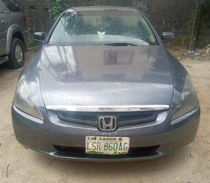 Honda Accord 2003 Gray   Cars for sale in Rivers State, Port-Harcourt