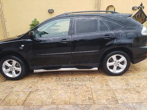 Lexus RX 2006 Black | Cars for sale in Lagos State, Magodo