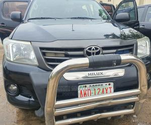 Toyota Hilux 2015 Black | Cars for sale in Lagos State, Eko Atlantic