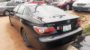 Lexus ES 2004 330 Sedan Black | Cars for sale in Edo State, Benin City