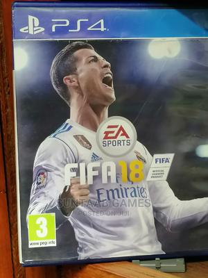 FIFA 18 Standard Edition World Cup Update-Ps4   Video Games for sale in Lagos State, Lagos Island (Eko)