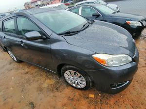 Toyota Matrix 2011 Gray | Cars for sale in Rivers State, Port-Harcourt