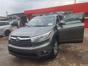 Toyota Highlander 2015 Black   Cars for sale in Lagos State, Ikeja