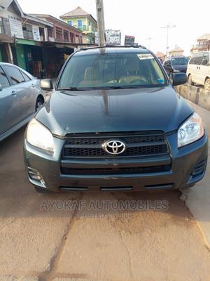 Toyota RAV4 2011 2.5 4x4 Green | Cars for sale in Ogun State, Abeokuta South