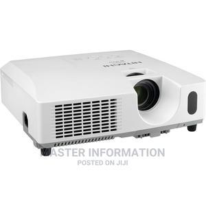 Hitachi Cp-Wx3011n Wxga Projector Cp-Wx3011n | TV & DVD Equipment for sale in Lagos State, Ikeja