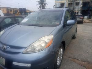 Toyota Sienna 2008 LE AWD Blue   Cars for sale in Lagos State, Agege