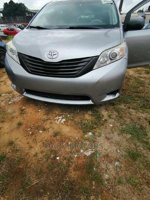 Toyota Sienna 2010 Silver | Cars for sale in Rivers State, Port-Harcourt
