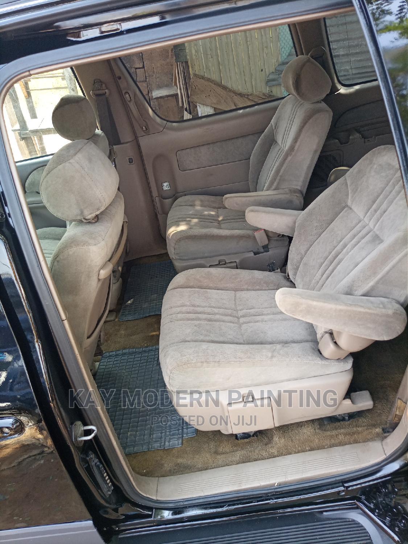 Toyota Sienna 2000 LE & 1 Hatch Black   Cars for sale in Osogbo, Osun State, Nigeria
