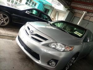 Toyota Corolla 2013 Silver | Cars for sale in Lagos State, Ilupeju