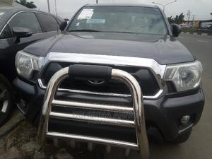 Toyota Tacoma 2012 Double Cab V6 Automatic Gray | Cars for sale in Lagos State, Surulere